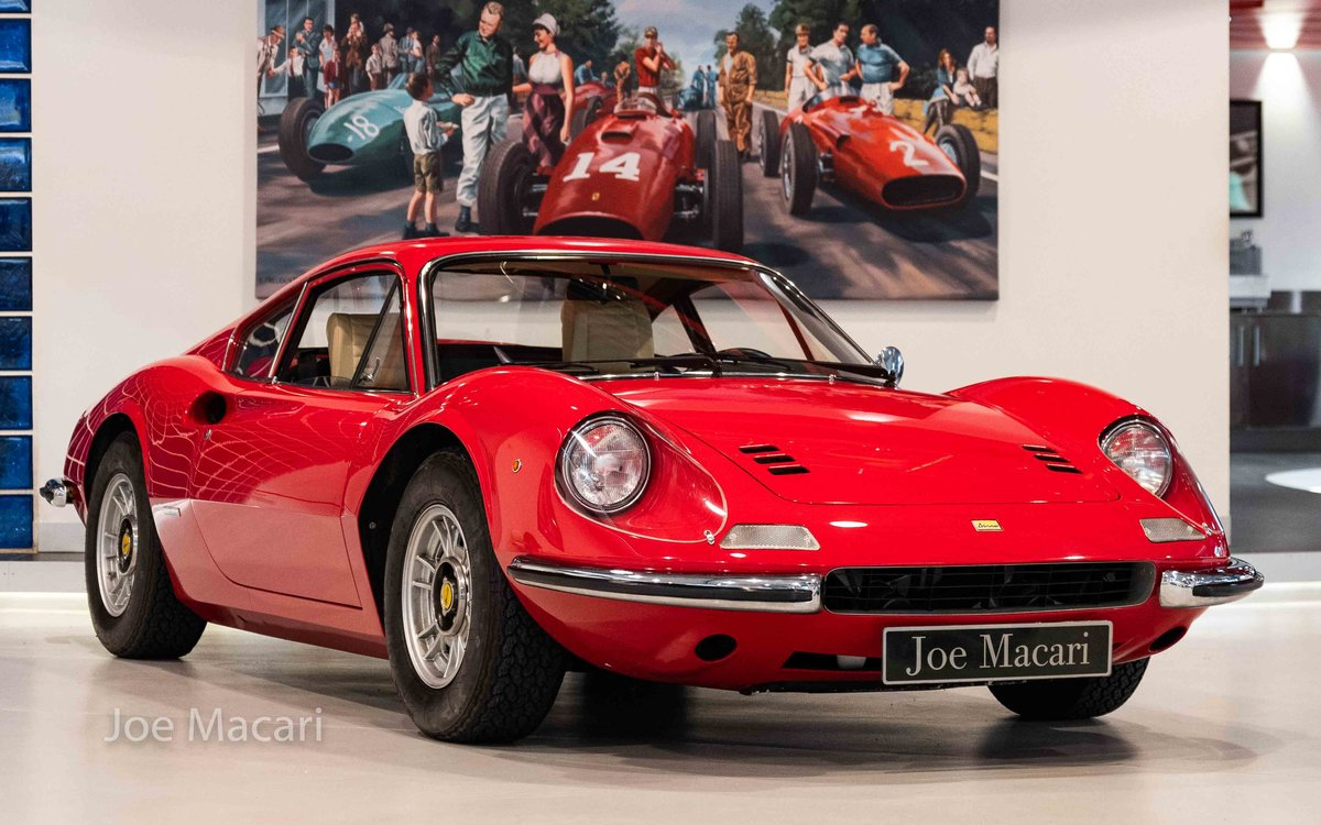 1973 Ferrari Dino 246 GT For Sale (picture 1 of 17)