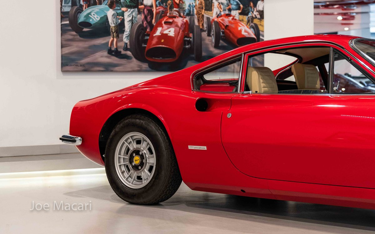 1973 Ferrari Dino 246 GT For Sale (picture 3 of 17)
