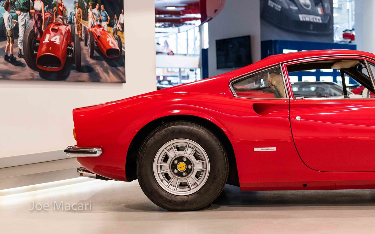 1973 Ferrari Dino 246 GT For Sale (picture 4 of 17)