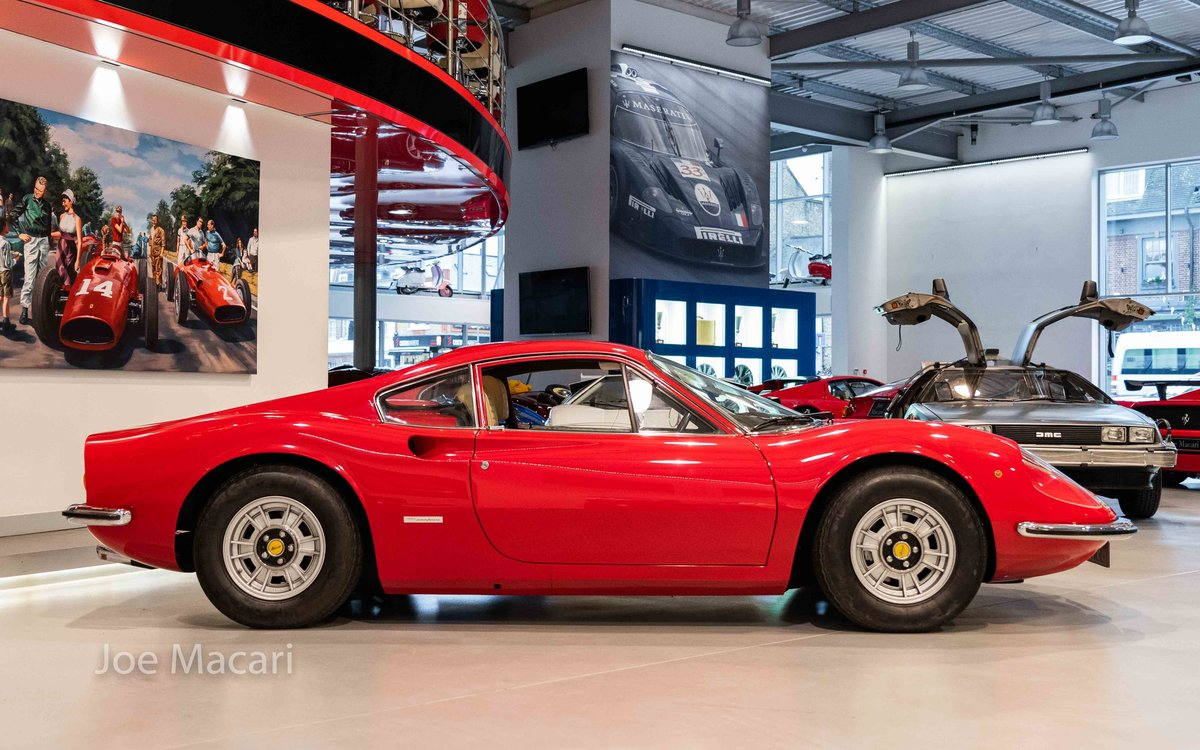 1973 Ferrari Dino 246 GT For Sale (picture 5 of 17)