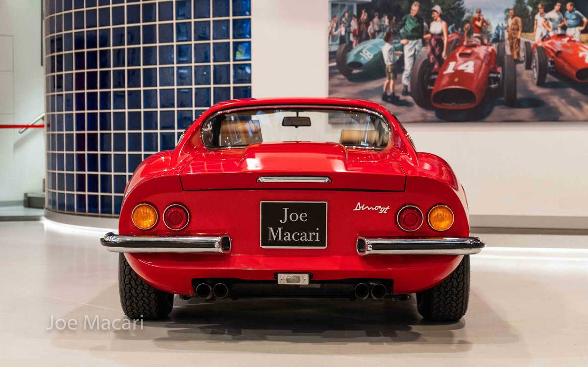 1973 Ferrari Dino 246 GT For Sale (picture 6 of 17)