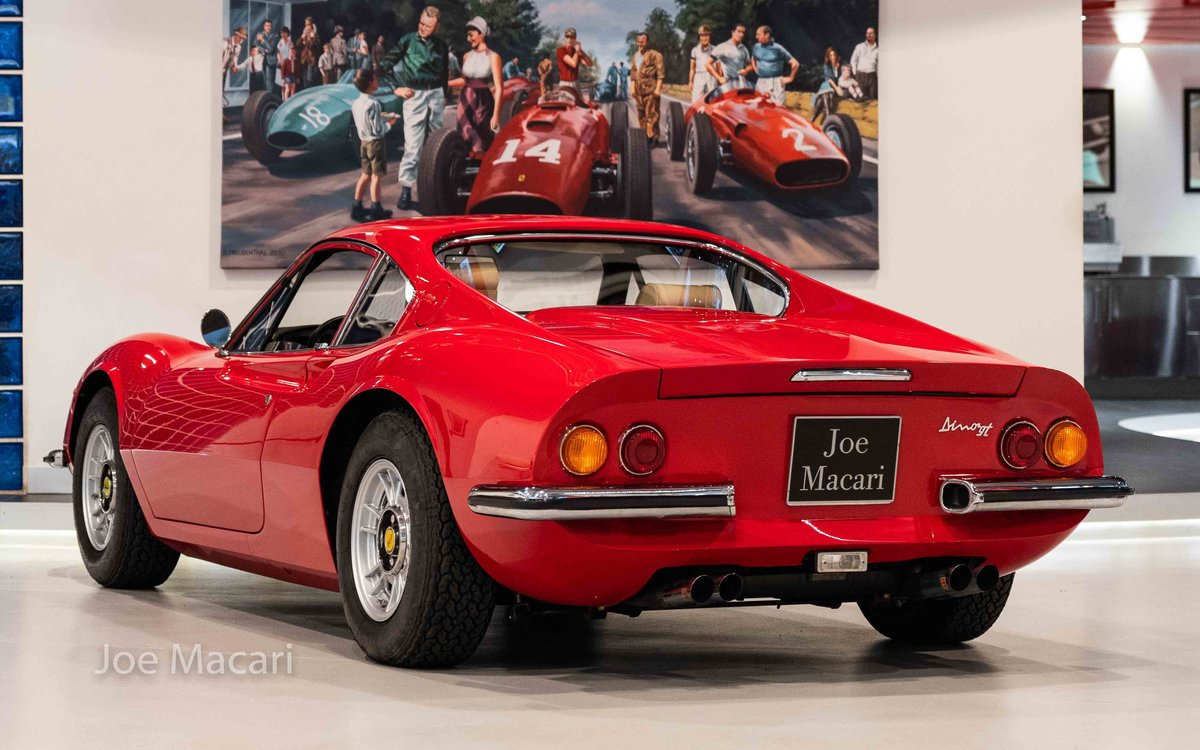 1973 Ferrari Dino 246 GT For Sale (picture 7 of 17)