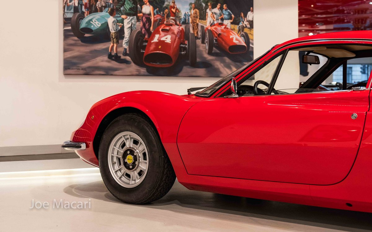 1973 Ferrari Dino 246 GT For Sale (picture 8 of 17)