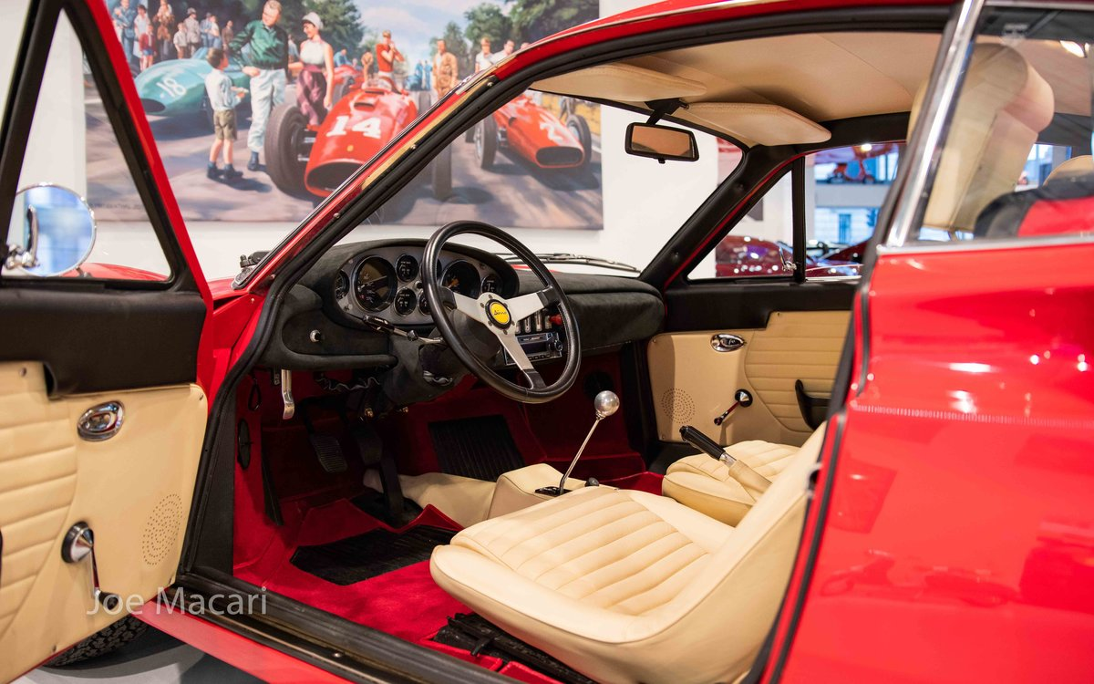1973 Ferrari Dino 246 GT For Sale (picture 14 of 17)