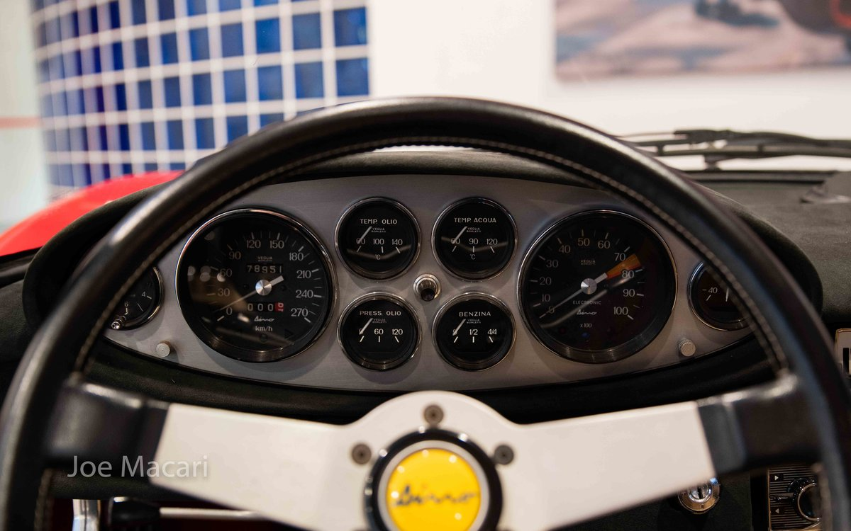 1973 Ferrari Dino 246 GT For Sale (picture 15 of 17)