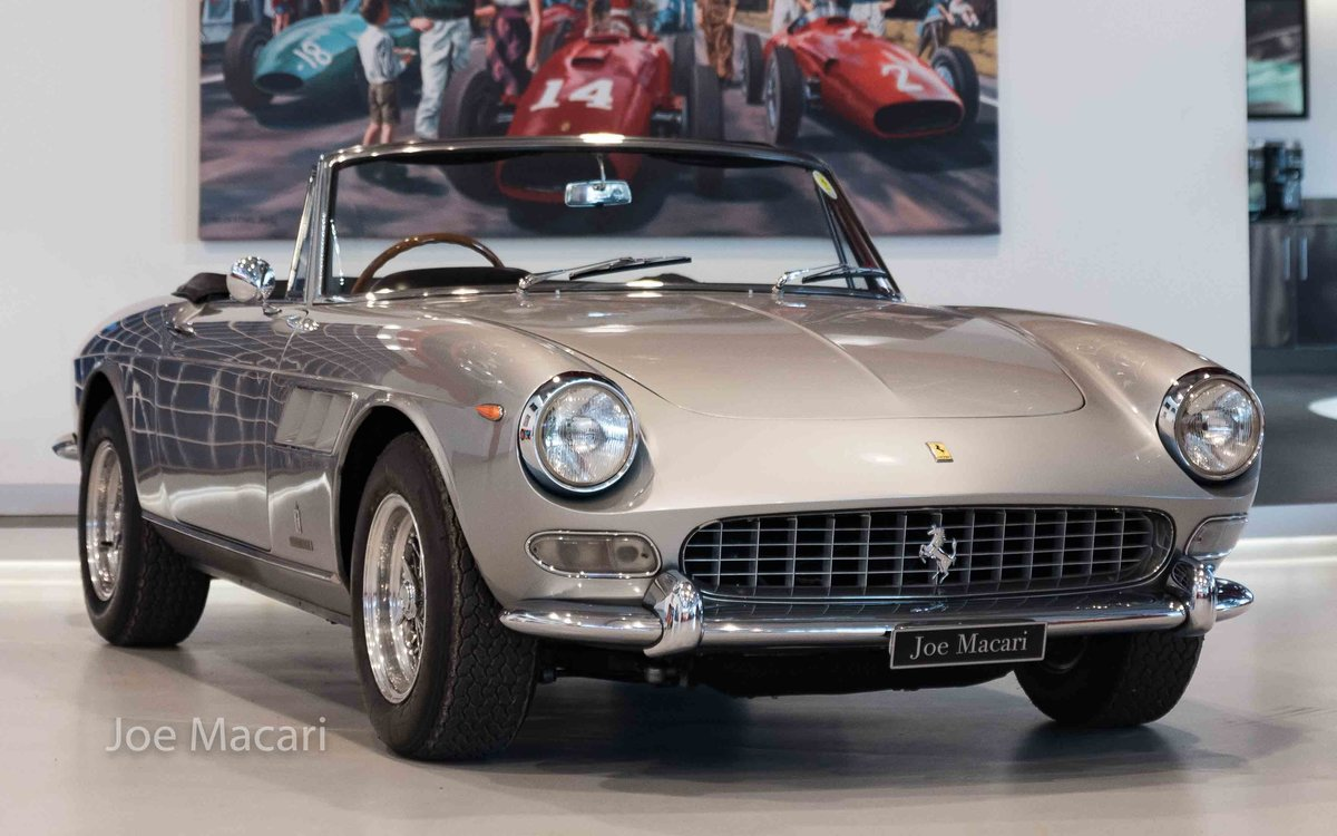 1966 Ferrari 275 GTS RHD For Sale (picture 1 of 17)