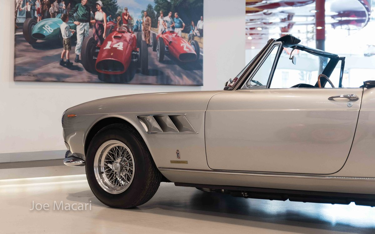 1966 Ferrari 275 GTS RHD For Sale (picture 9 of 17)