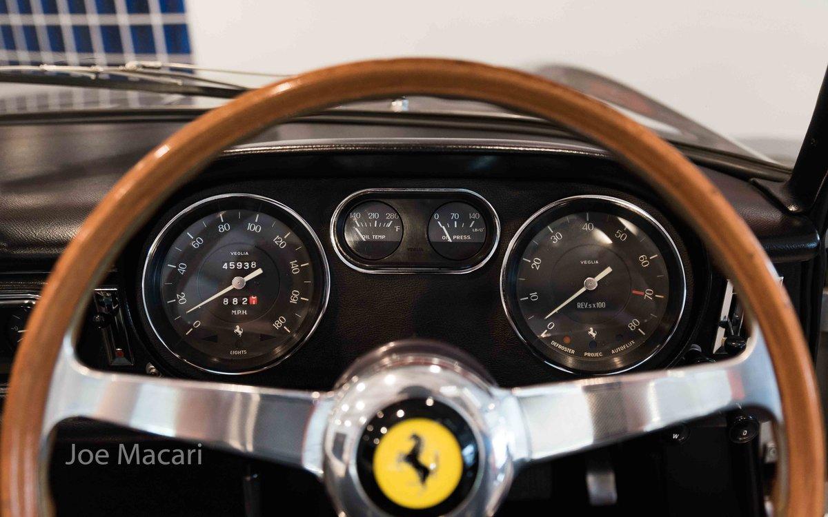 1966 Ferrari 275 GTS RHD For Sale (picture 13 of 17)