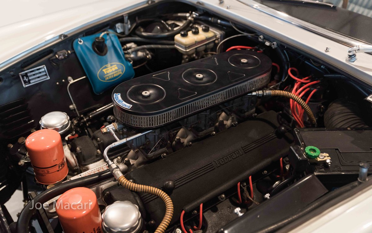 1966 Ferrari 275 GTS RHD For Sale (picture 16 of 17)