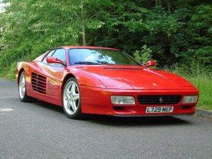 Picture of 1994 Ferrari 512 4.9 TR 2dr STUNNING ORIGINAL CONDITION. SOLD
