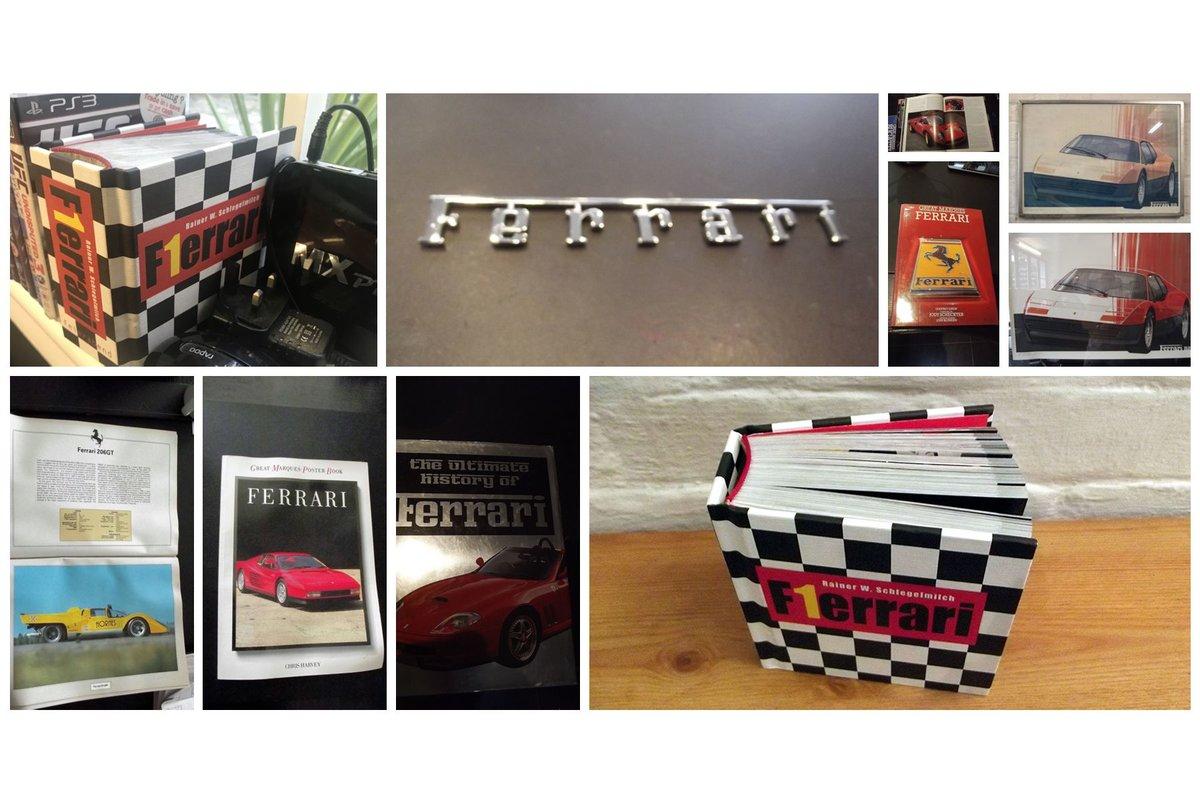 0000 FERRARI MEMORABILIA, PICTURES AND BOOKS For Sale (picture 2 of 6)