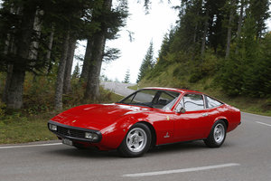 1971 Matching Numbers and Classiche certified Ferrari 365 GTC/4 For Sale