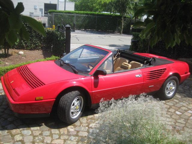 Ferrari Mondial 3.2 Cabriolet 2+2 Oldtimer1986 'Summerprice! For Sale (picture 1 of 6)