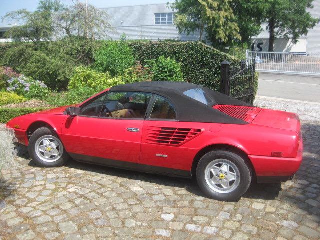Ferrari Mondial 3.2 Cabriolet 2+2 Oldtimer1986 'Summerprice! For Sale (picture 4 of 6)