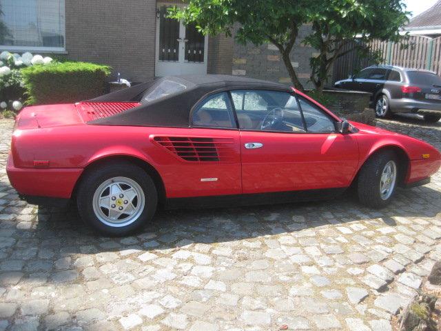 Ferrari Mondial 3.2 Cabriolet 2+2 Oldtimer1986 'Summerprice! For Sale (picture 5 of 6)