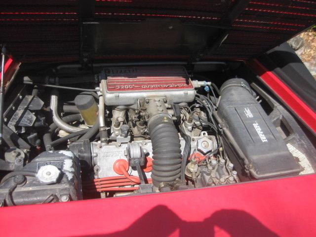 Ferrari Mondial 3.2 Cabriolet 2+2 Oldtimer1986 'Summerprice! For Sale (picture 6 of 6)