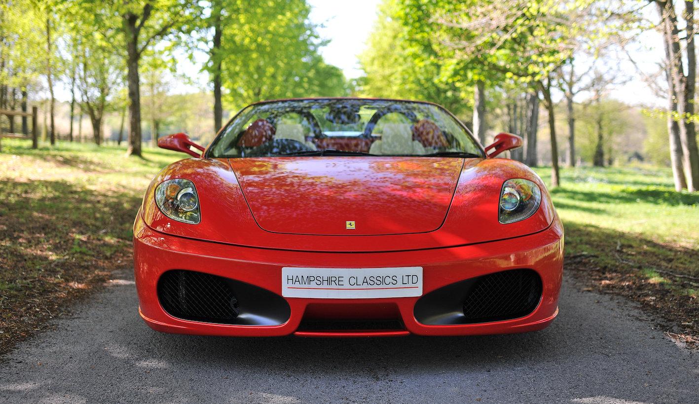 2007 Ferrari F430 Spider F1 SOLD (picture 2 of 6)