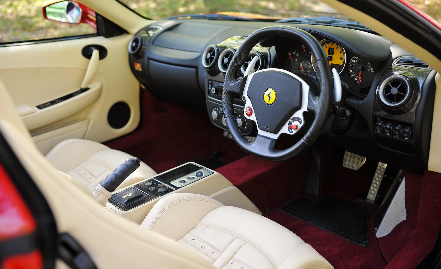 2007 Ferrari F430 Spider F1 SOLD (picture 4 of 6)