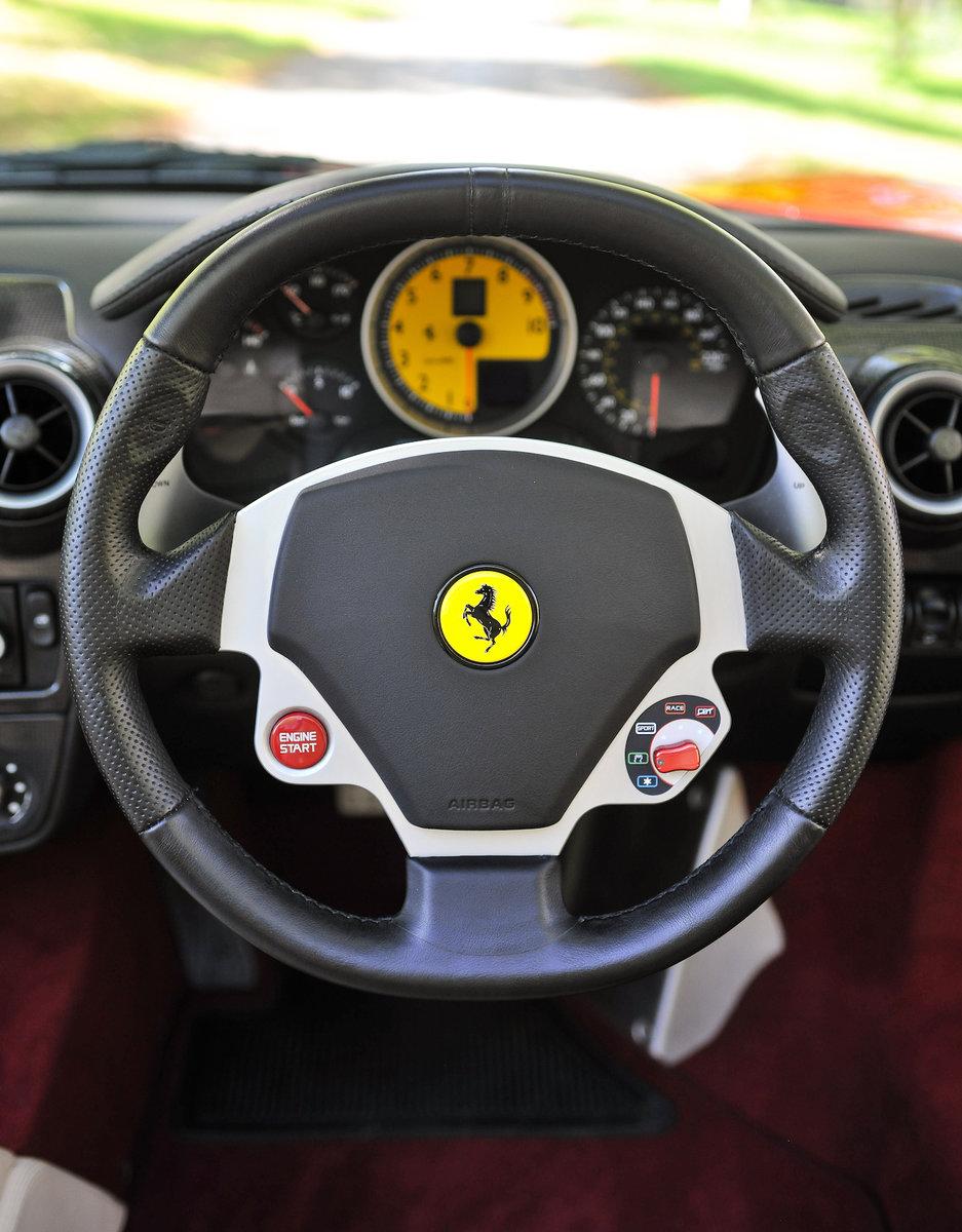 2007 Ferrari F430 Spider F1 SOLD (picture 6 of 6)