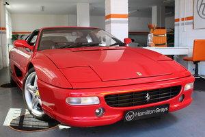 1995 (N) Ferrari F355 GTS 3.5 Manual. Classic Rosso Corsa