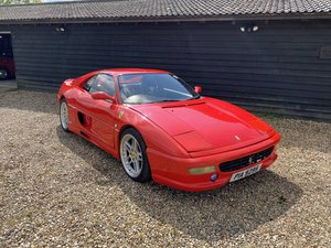 1997 Ferrari 355 Mr2 turbo kit car For Sale
