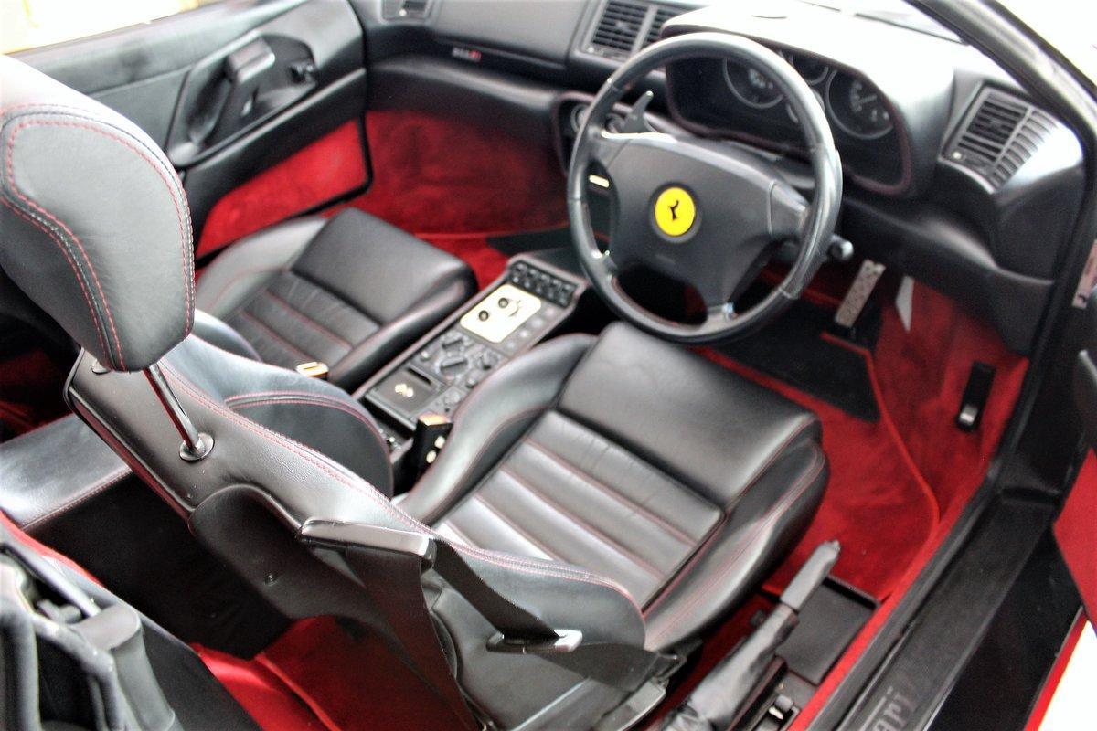 1998 (S) Ferrari F355 F1 Spider. Finished in Rosso Corsa  For Sale (picture 3 of 6)
