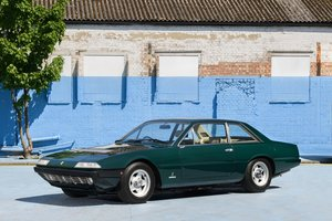 1975  Ferrari 365 GT4 2+2 RHD Manual Green