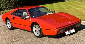 1987 FERRARI 328 GTB  Pre ABS 1 of only 77 UK RHD examples built