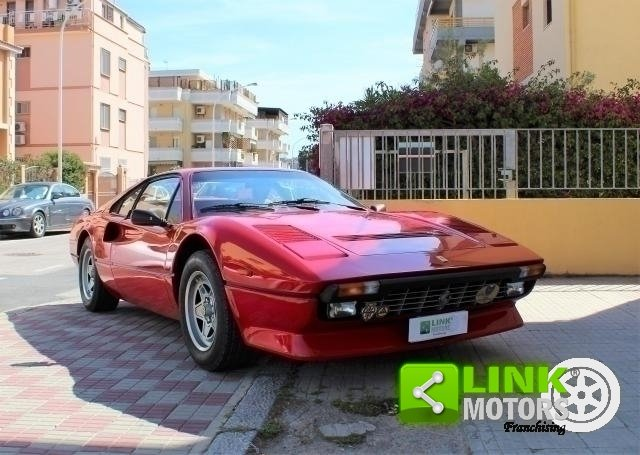 1985 Ferrari 308 Gtbi Quattrovalvole TARGA ORO ASI For Sale (picture 1 of 6)