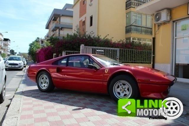 1985 Ferrari 308 Gtbi Quattrovalvole TARGA ORO ASI For Sale (picture 2 of 6)