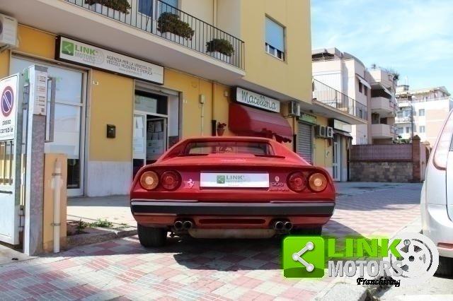 1985 Ferrari 308 Gtbi Quattrovalvole TARGA ORO ASI For Sale (picture 5 of 6)