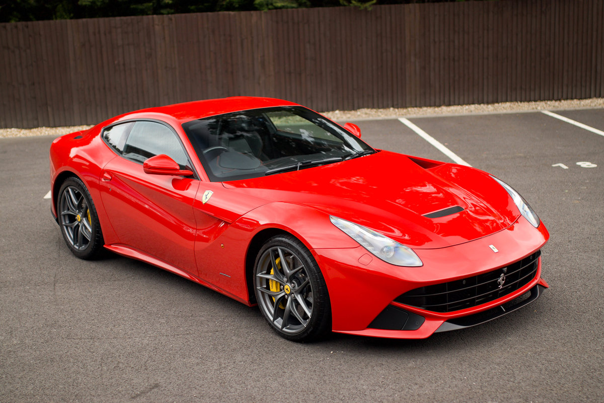 2014/14 Ferrari F12 Berlinetta For Sale (picture 1 of 6)