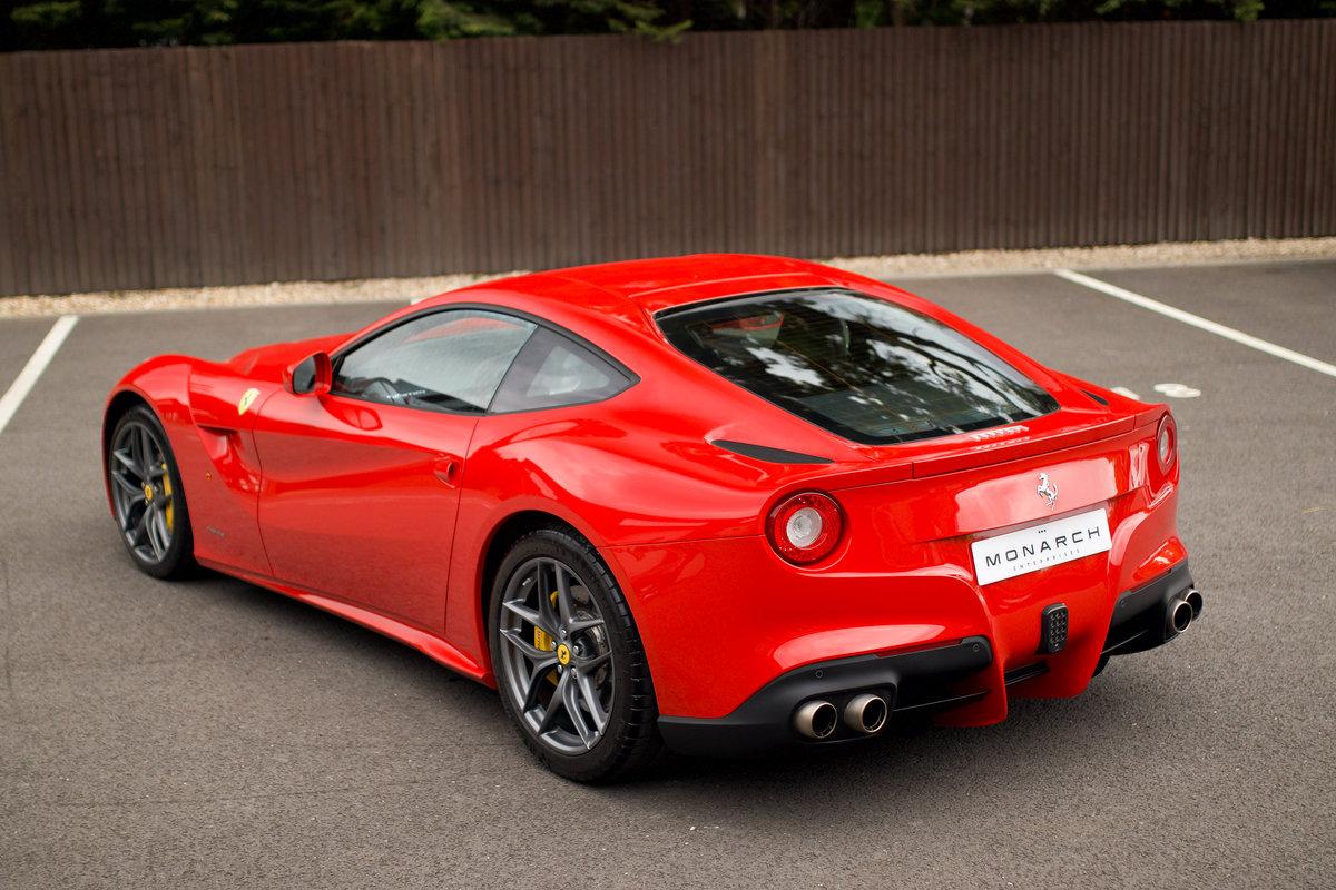 2014/14 Ferrari F12 Berlinetta For Sale (picture 4 of 6)