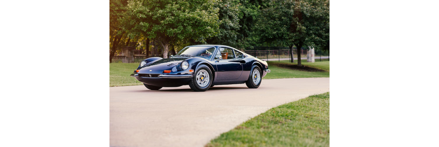 1972 FERRARI DINO 246 GT - GS CARS For Sale by Auction (picture 1 of 6)