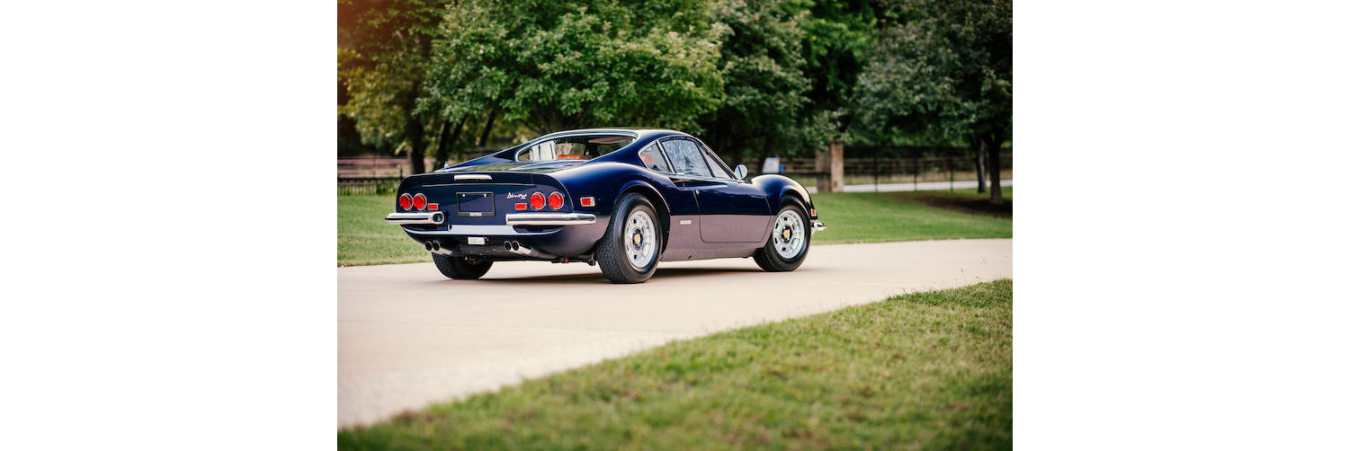 1972 FERRARI DINO 246 GT - GS CARS For Sale by Auction (picture 4 of 6)
