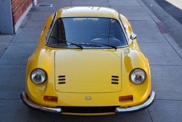 1973 Ferrari 246 GT Dino - GS CARS