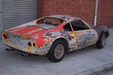 1971 Ferrari 246 GT PROJECT - GS CARS For Sale (picture 2 of 4)