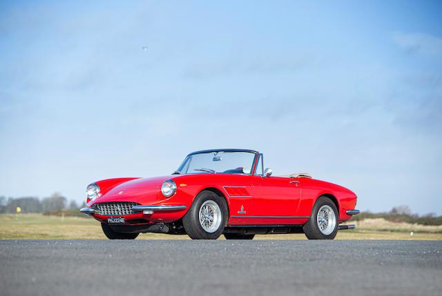 1967 FERRARI 330 GTS For Sale (picture 1 of 1)