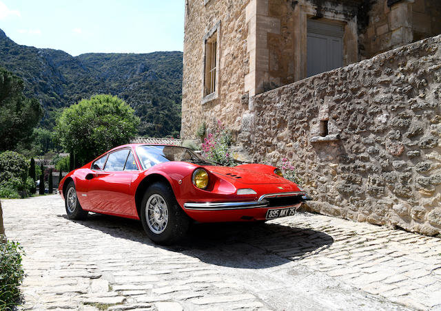 1970 FERRARI DINO 246GT 'L' SERIES BERLINETTA For Sale (picture 1 of 1)