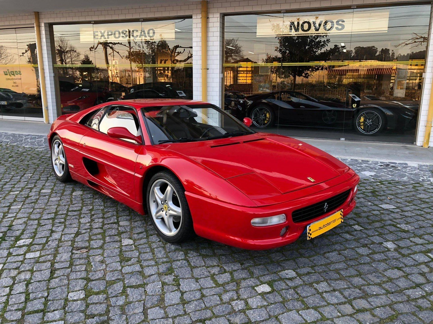 1998 Ferrari F355 F1 - Fully Serviced For Sale (picture 1 of 6)