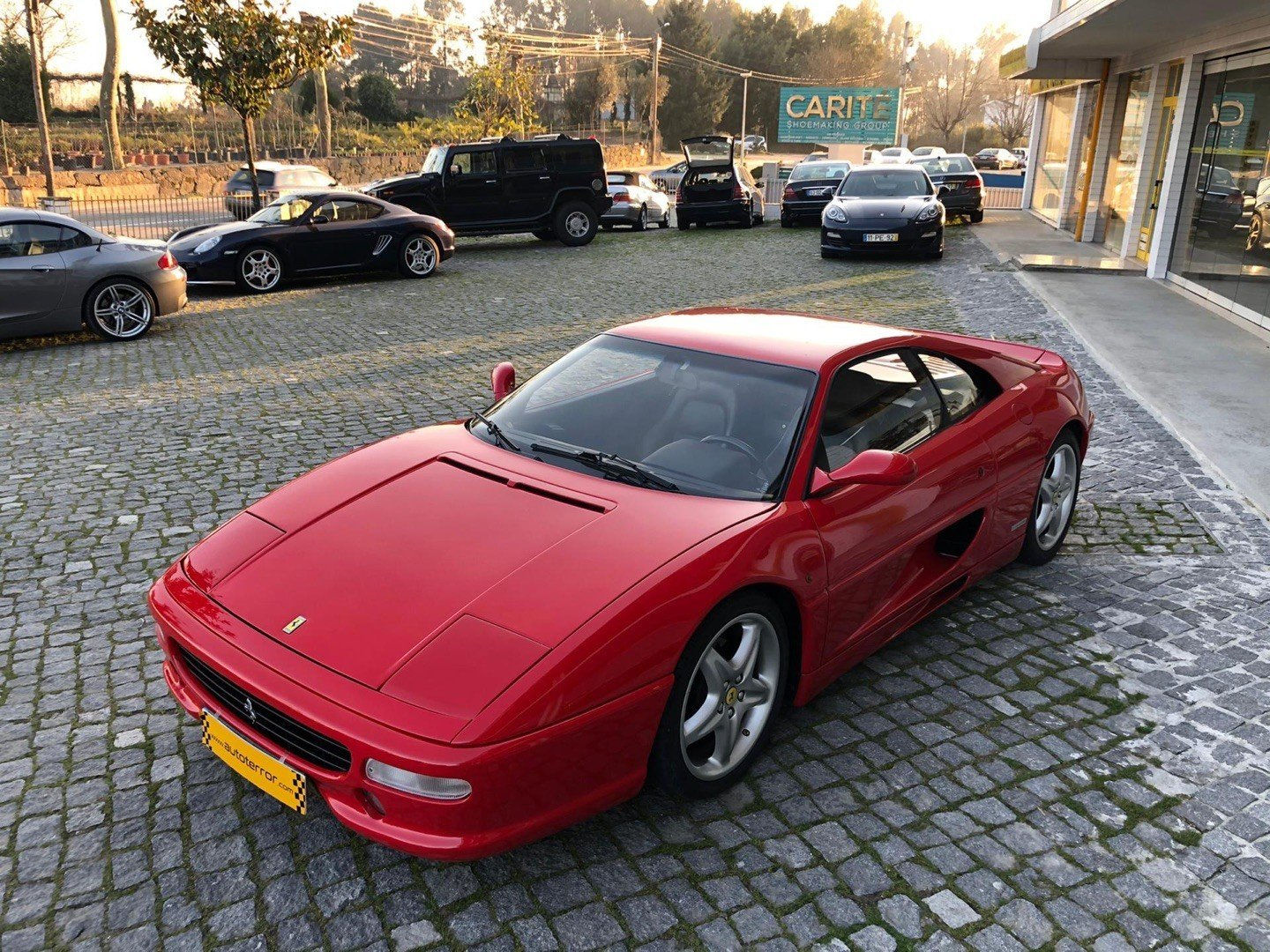 1998 Ferrari F355 F1 - Fully Serviced For Sale (picture 2 of 6)