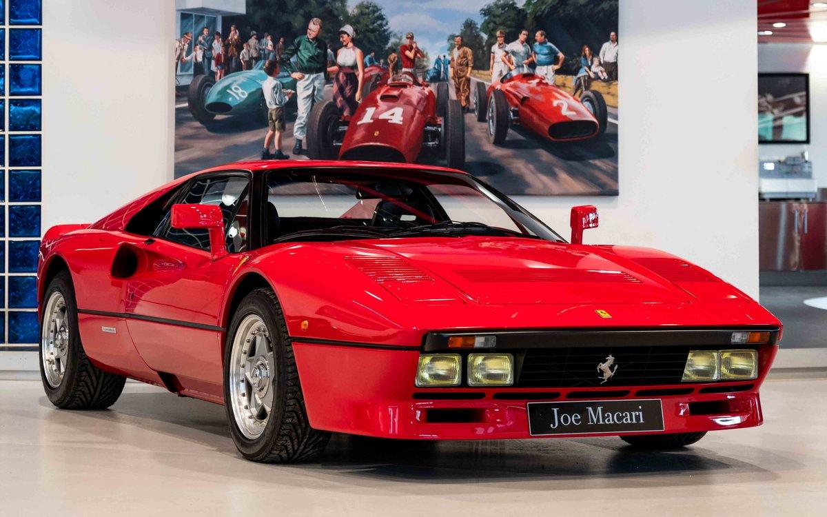 1985 Ferrari 288 GTO For Sale (picture 1 of 15)