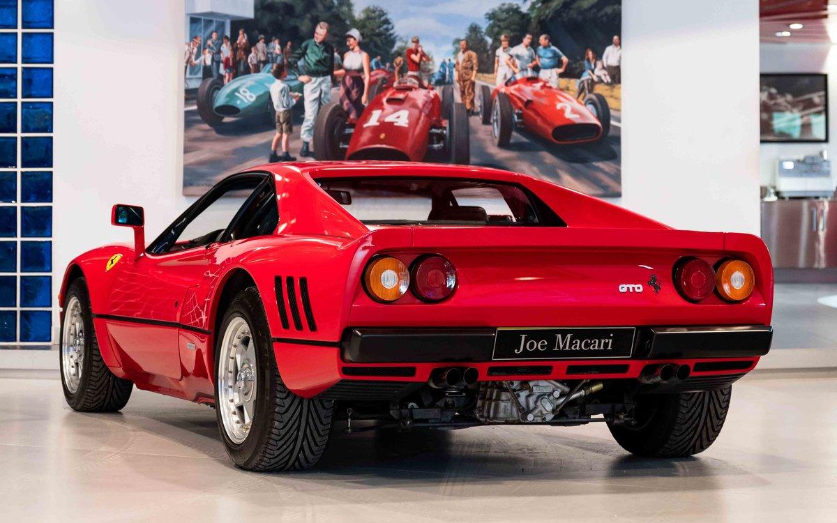 1985 Ferrari 288 GTO For Sale (picture 7 of 15)