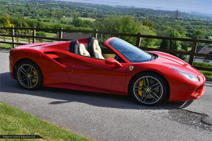 Huge Spec Ferrari 488 Spider Only 800 Miles