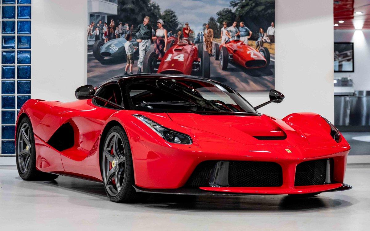 2014 Ferrari LaFerrari  For Sale (picture 1 of 19)