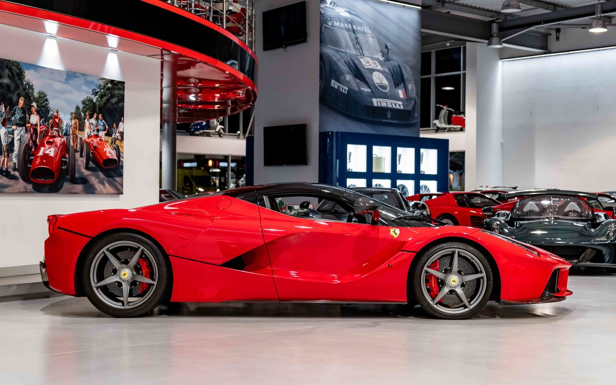 2014 Ferrari LaFerrari  For Sale (picture 5 of 19)