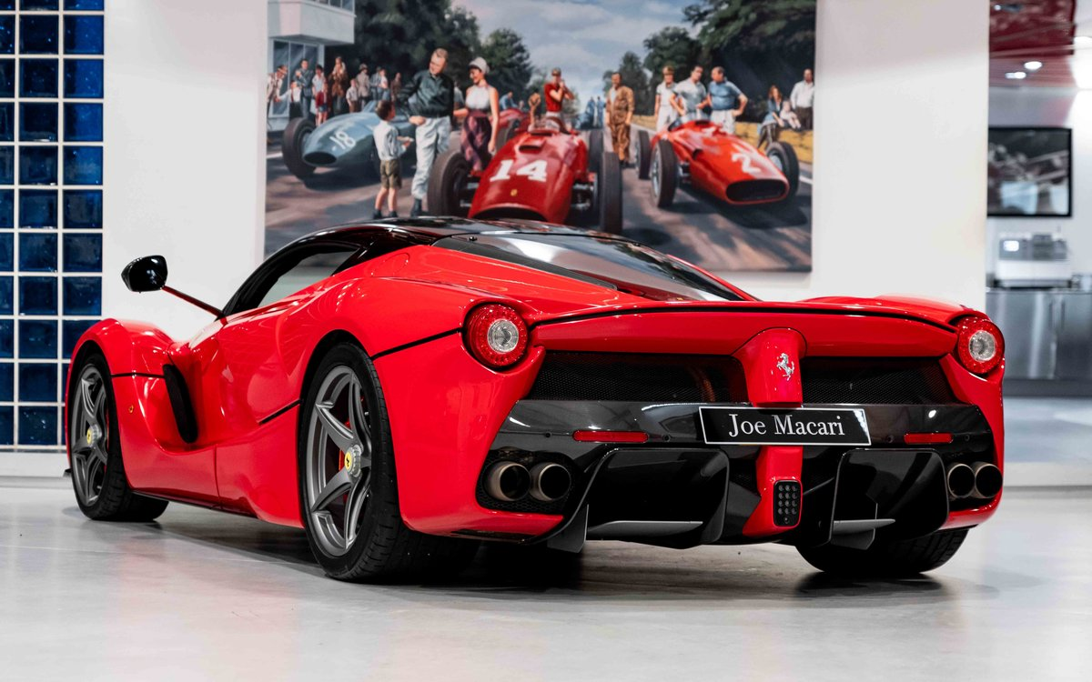 2014 Ferrari LaFerrari  For Sale (picture 8 of 19)