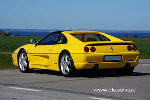 1995 Ferrari 355 GTS Manual For Sale
