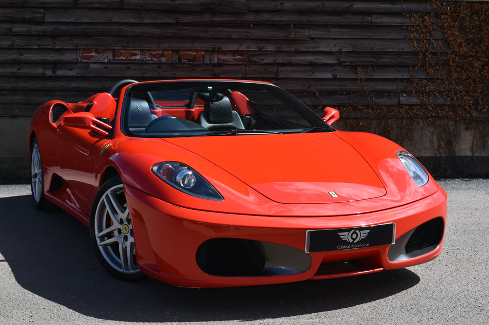 2006 Ferrari 430 V8 Spider *Rare Manual UK car with FSH SOLD (picture 1 of 6)