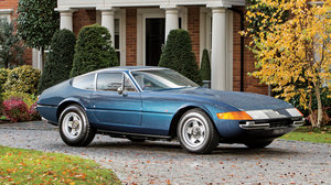 1972 WANTED Ferrari 365 GTB/4 Daytona RHD in Blue or Silver